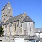 Trelly, l'église Saint-Germain du XIIIe siècle