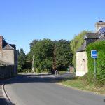Macey, le centre du village