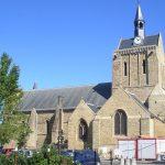 Pontorson, l'église Notre-Dame du XIe siècle