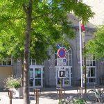 Pontorson, l'Hôtel de ville
