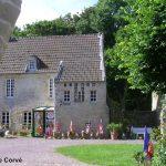 Langrune-sur-Mer, monument 48th Royal Marine Commando