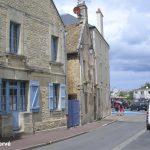 Courseulles-sur-Mer, rue Amiral Robert