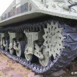 Courseulles-sur-Mer, Tank Sherman Duplex Drive
