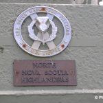 Courseulles-sur-Mer, plaque North Nova Scotia Highlanders