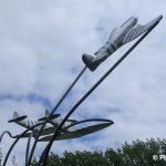Crépon, monument pilotes belges