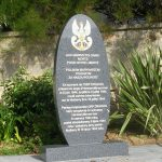 Hermanville-sur-Mer, monument marins polonais