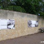 Hermanville-sur-Mer, panneaux « de l'Occupation à la Libération »