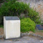 Hermanville-sur-Mer, stèle The South Lancashire Regiment