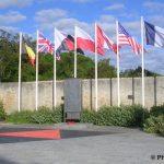 Hermanville-sur-Mer, monument 3rd Infantry Division
