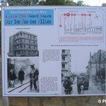 Hermanville-sur-Mer, parcours pédagogique panneau n°6