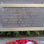 Hermanville-sur-Mer, plaque 3rd Infantry Division