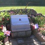 Hermanville-sur-Mer, stèle 3rd Infantry Division
