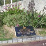 Hermanville-sur-Mer, stèle 5th Battalion The King's Regiment