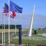Lion-sur-Mer, monument No.41 Royal Marine Commando
