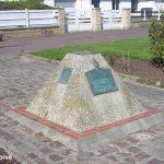 Lion-sur-Mer, stèle 77th Assault Squadron RE