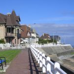 Lion-sur-Mer, Boulevard Maritime