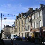 Lion-sur-Mer, place Clémenceau