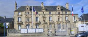 Lion-sur-Mer, ville lettrine