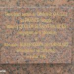 Saint-Aubin-sur-Mer, monument soldats Canadiens et victimes civiles