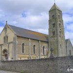 Ver-sur-Mer, l'église Saint-Martin du XIe siècle