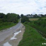 Ver-sur-Mer, Voie de la 50th Infantry Division
