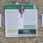 Ver-sur-Mer, plaque CSM Stanley Hollis