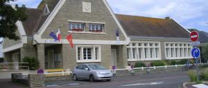 Ver-sur-Mer, ville lettrine