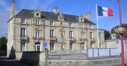 Lion-sur-Mer, image widget
