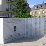 Argentan, monument 80th US Infantry Division