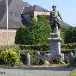 Aubusson, le monument aux Morts 1914-1918