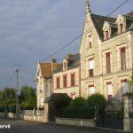 Couterne, Boulevard du docteur Léon Petit