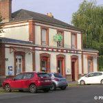 Couterne, l'ancienne gare