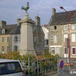 Couterne, le monument aux Morts 1914-1918