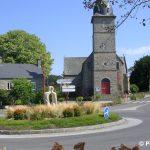 Sainte-Honorine-la-Chardonne, le carrefour central