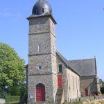 Sainte-Honorine-la-Chardonne, l'église Sainte-Honorine