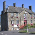 Sainte-Honorine-la-Chardonne, la mairie
