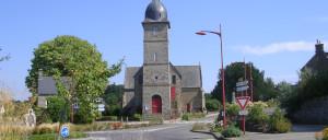 Sainte-Honorine-la-Chardonne, ville lettrine