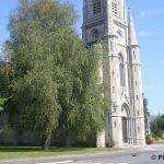 Saint-Georges-des-Groseillers, l'église Saint-Georges du XIXe siècle