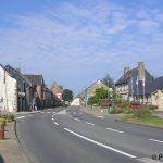 Saint-Mars-d'Égrenne, rue du Mont Saint-Michel