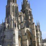 Sées, cathédrale Notre-Dame de Sées du XIIIe siècle