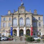 Sées, l'Hôtel de ville